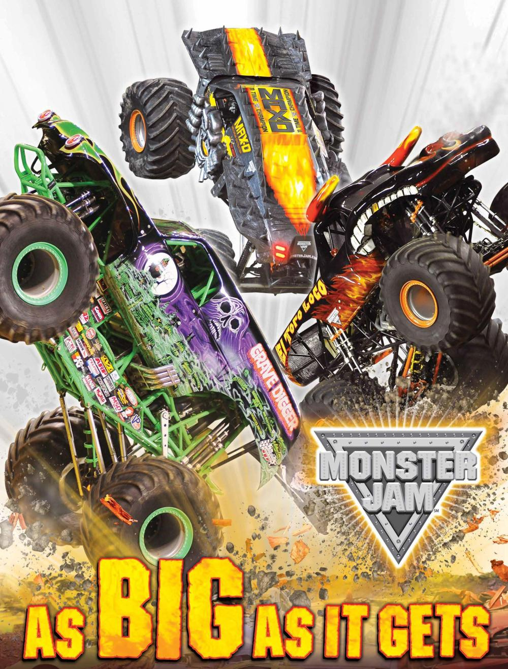how monster jam savvy are you 4 the love of family