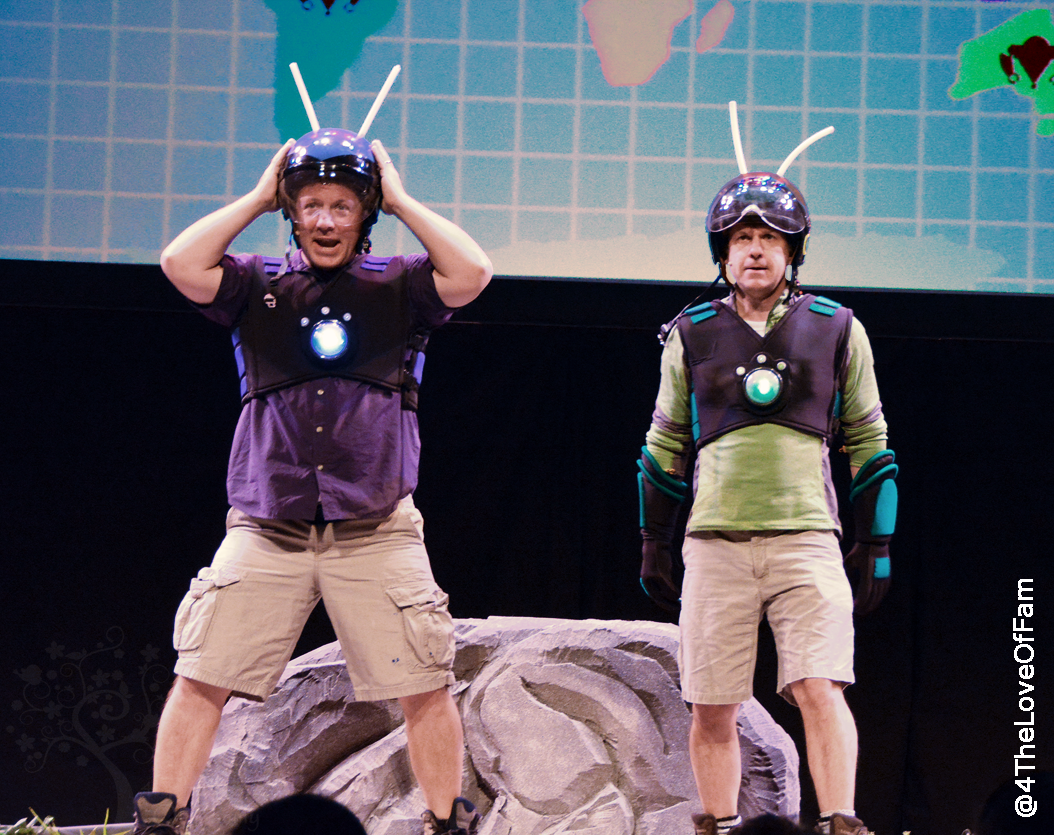 Wild Kratts Live Answers Parents Pleas 4 The Love Of Family